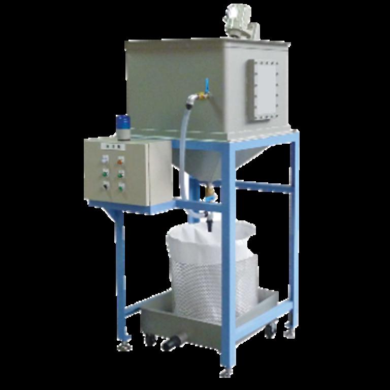 簡易型廃液処理装置 KTYクリアウォーター