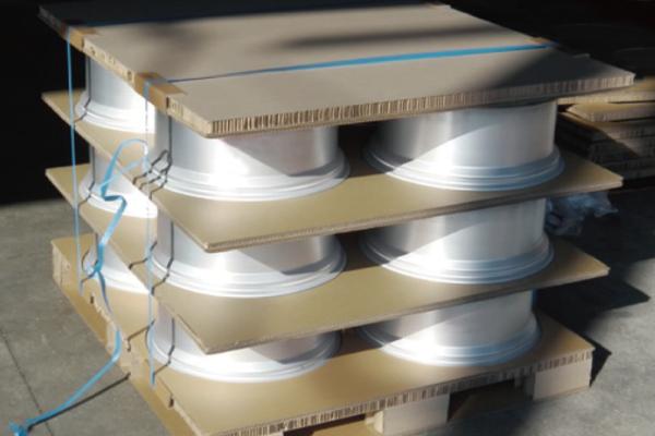 梱包コストの削減と環境対応化