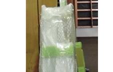 長尺物梱包の簡易化でコスト削減