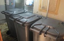 ゴミを圧縮減容することで運搬回数を削減