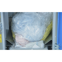 小型ゴミ圧縮機 プレモ400