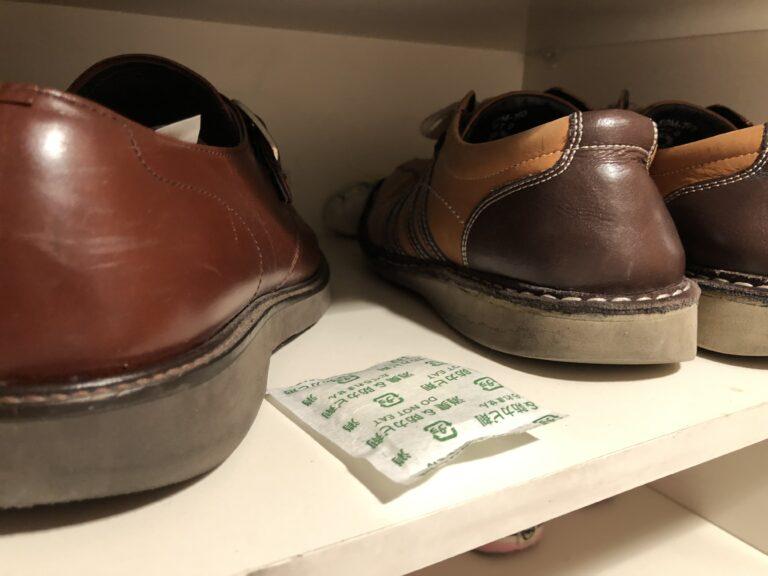 ワサビ― 靴消臭